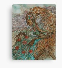 Ent Wife Canvas Print