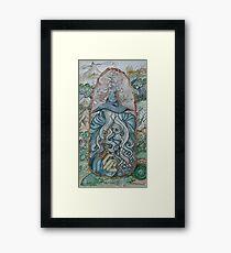 Stormcrow Framed Print