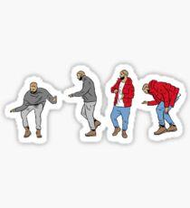 Drake hotlinebling  Sticker