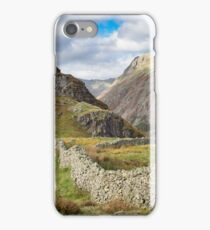 Side Pike, Pike o' Stickle & Harrison Stickle iPhone Case/Skin