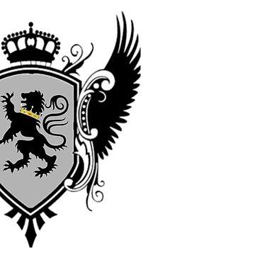 Phillips family crest by thorhallericson