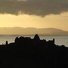 Duntulm Castle by jmnicolson
