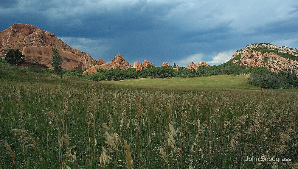 Summer in Colorado by John Snodgrass