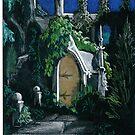 Garden Archway by Mark Greenmantle