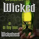 Are People Born Wicked? by Alyssa Fifer