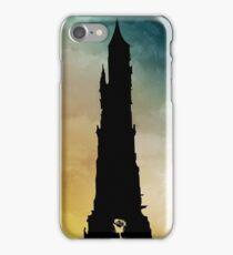 Dark Tower and Rose iPhone Case/Skin