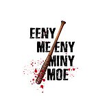 EENY MEENY MINY MOE Banned Primark Design by Cudge Art