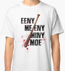 The Walking Dead - EENY MEENY MINY MOE  Classic T-Shirt