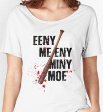 The Walking Dead - EENY MEENY MINY MOE  Women's Relaxed Fit T-Shirt