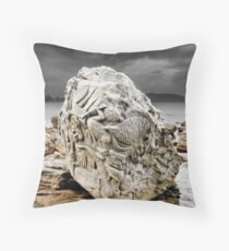 Dreamtime Storm Throw Pillow
