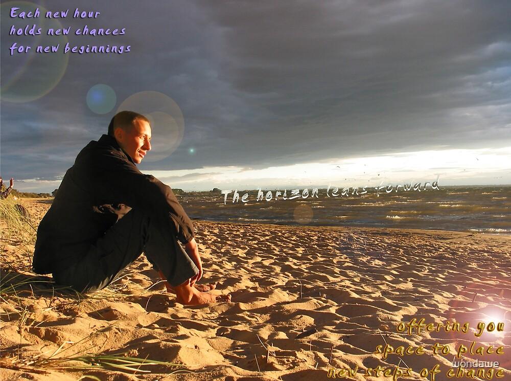 Horizons by wondawe