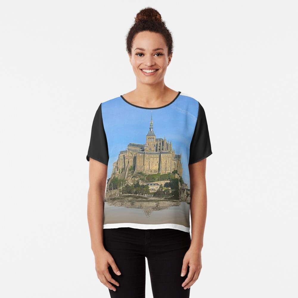 Castle in the air Chiffon Top