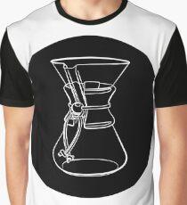 Chemex (cercle noir series) Graphic T-Shirt