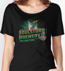 Greetings From Soulstorm brewery Women's Relaxed Fit T-Shirt