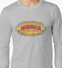 Vintage Mopar Parts Sign Long Sleeve T-Shirt