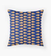 Clownfish Pattern Throw Pillow