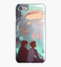 Saltwater Room iPhone Case/Skin