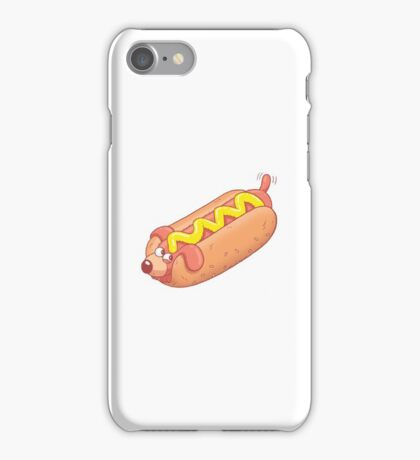 Cute Hotdog iPhone Case/Skin