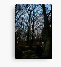 Prayer For The Lost Canvas Print
