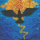 Raven Steals the Sun by Quinn Blackburn