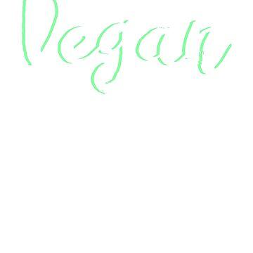 Vegan by treasuregnome