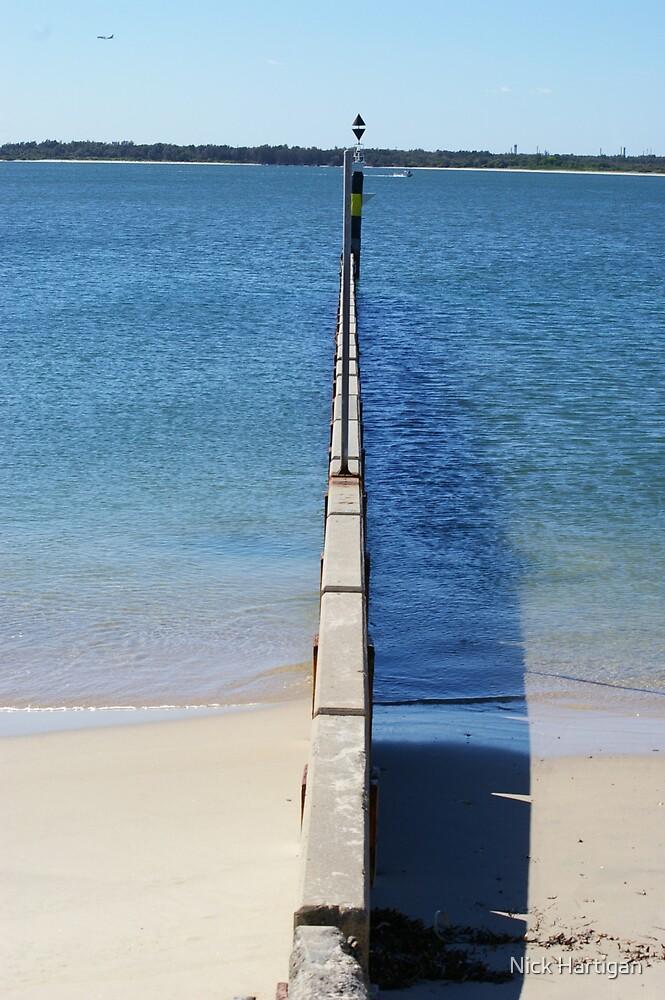 Water Wall by Nick Hartigan