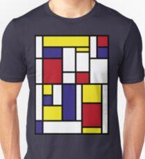 MONDRIAN HOMAGE T-Shirt