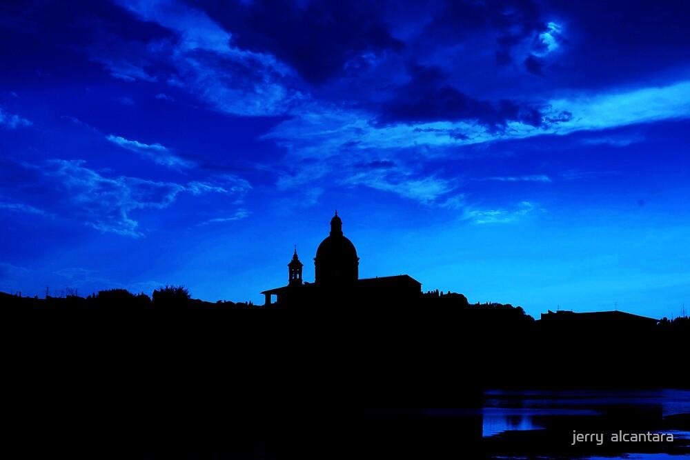 True blue by jerry  alcantara