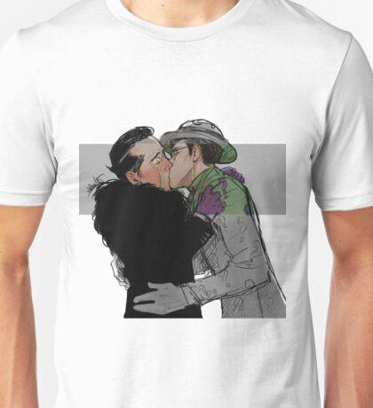 Nygmobblepot kiss Unisex T-Shirt
