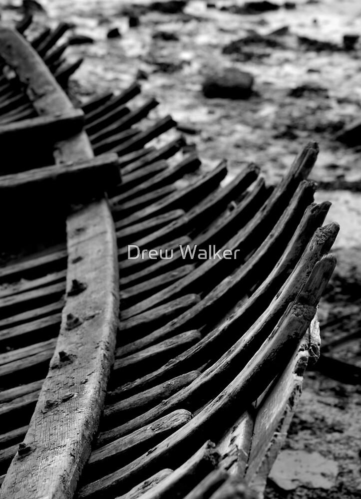 boat bones by Drew Walker