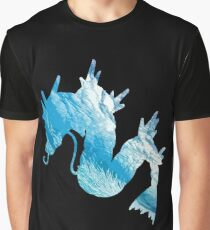 Gyrados used surf Graphic T-Shirt