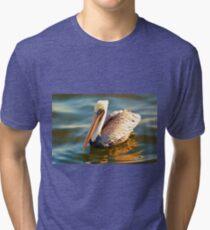 PelicanProfile Tri-blend T-Shirt