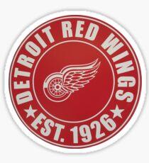 DETROIT RED WINGS Sticker