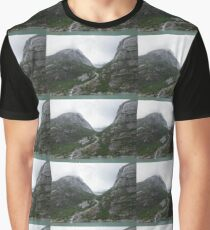 Stone Towers Graphic T-Shirt