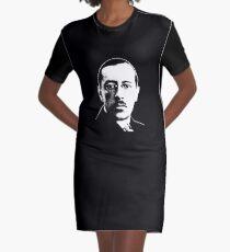Igor Stravinsky - Absolute Genius Graphic T-Shirt Dress