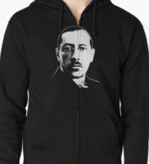Igor Stravinsky - Absolute Genius Zipped Hoodie