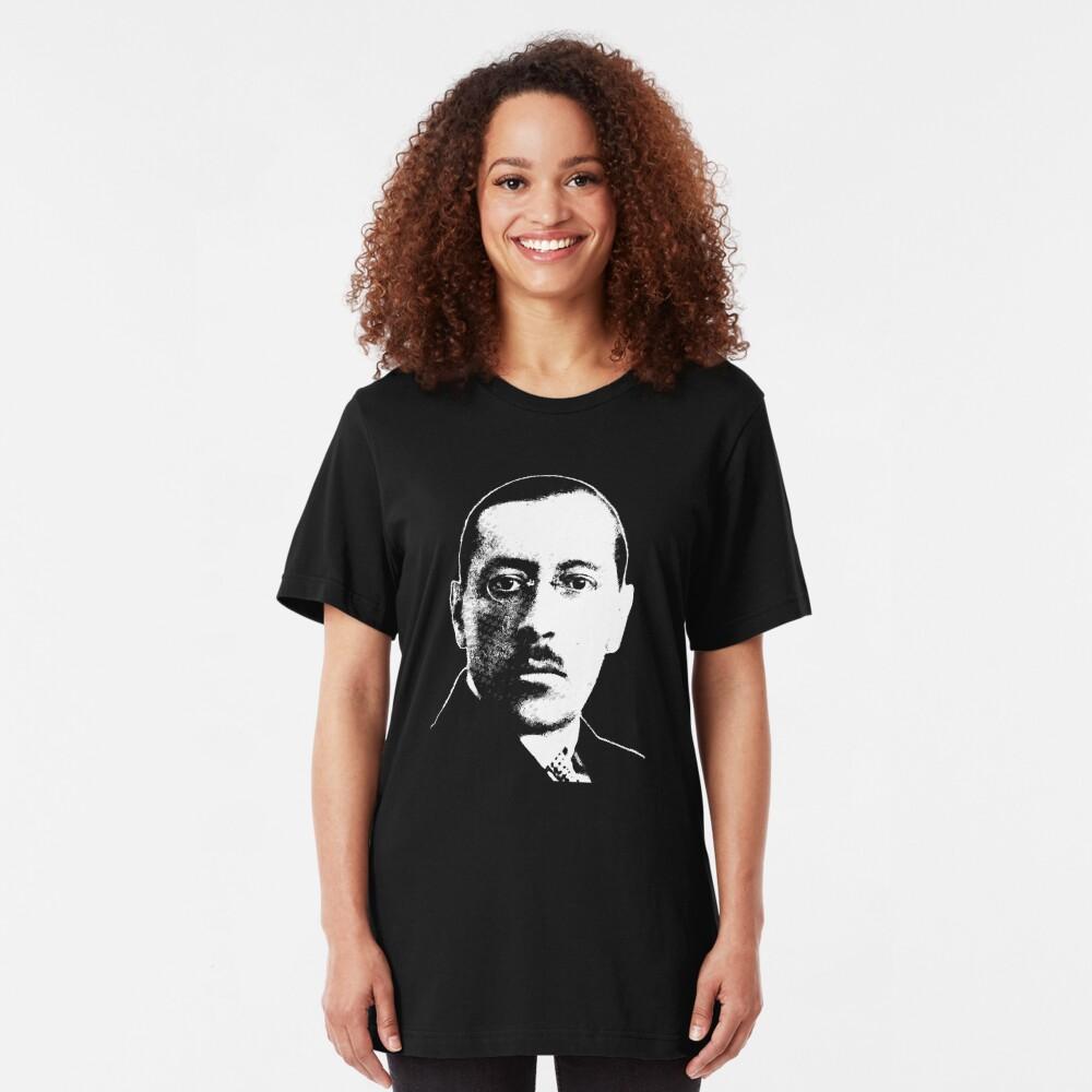 Igor Stravinsky - Absolute Genius Slim Fit T-Shirt