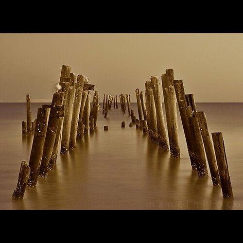 HIgh Island by Michael Mancini
