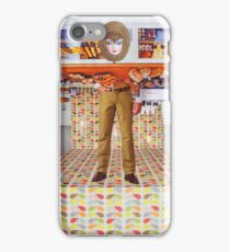 M Blackwell - Prosperity God Always Delivers iPhone Case/Skin