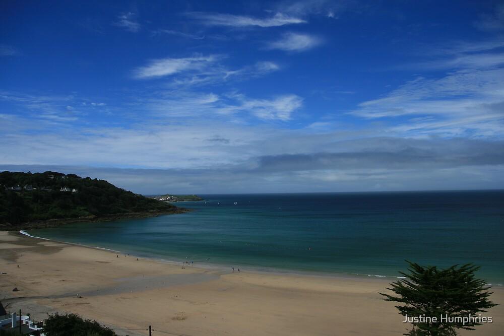 Carbis Bay II by Justine Humphries