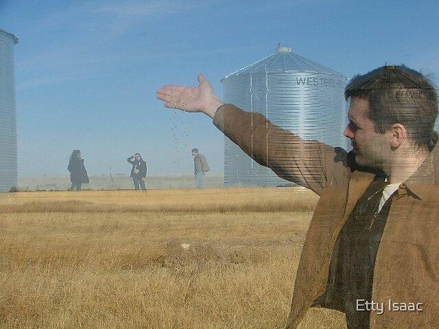 Grain by Etty Baruch