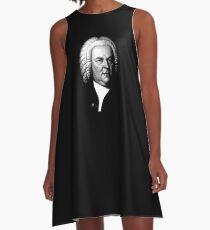 Johann Sebastian Bach, Perhaps the Greatest Composer Ever A-Line Dress