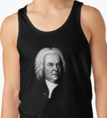 Johann Sebastian Bach, Perhaps the Greatest Composer Ever Tank Top