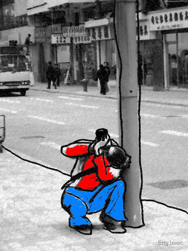 Cartoonized by Etty Baruch