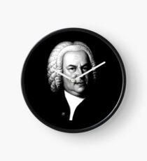 Johann Sebastian Bach, Perhaps the Greatest Composer Ever Clock