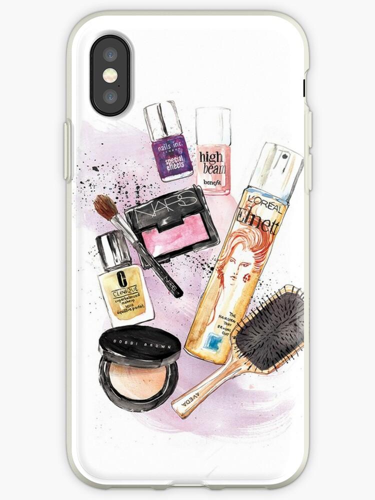 iphone xs makeup case