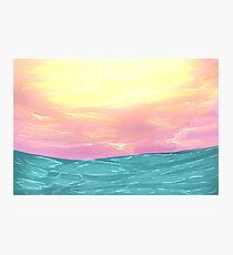 Elegant Waves Photographic Print