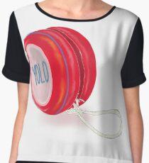 Yolo Yo-yo Women's Chiffon Top