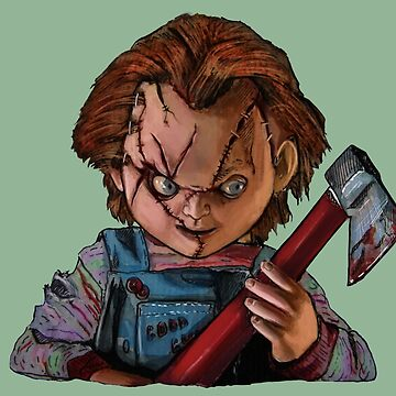 Chucky by rebelshop