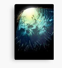 Sub Terra - Graphic Novel Cover Canvas Print